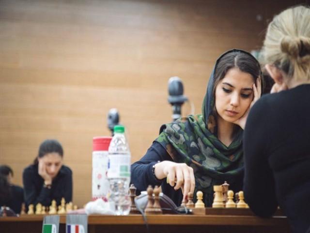 مریم فلاح نژاد شطرنج باز ایرانی