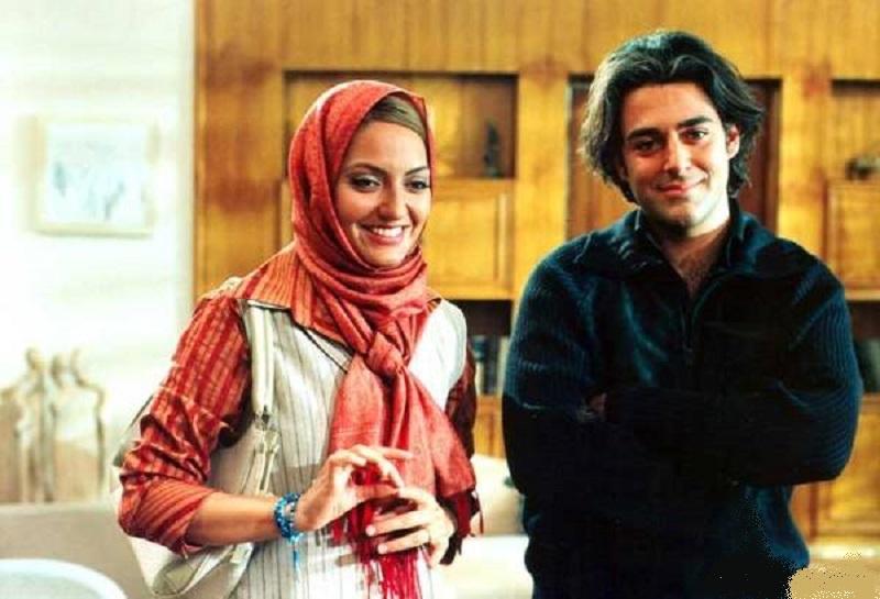 مهناز-افشار-و-محمدرضا-گلزار