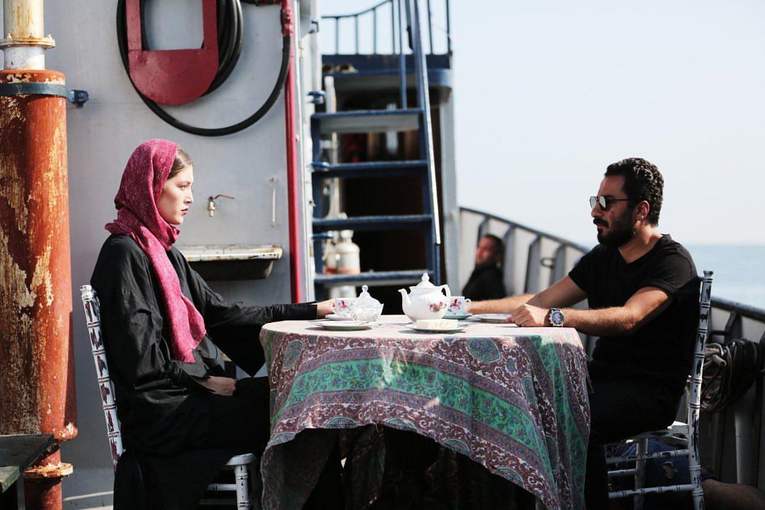 فرشته حسینی و نوید محمدزاده