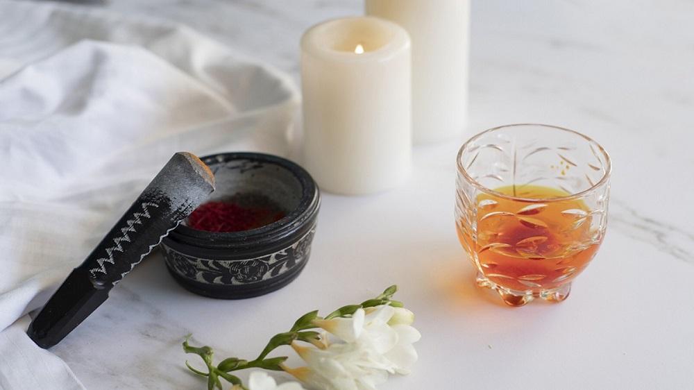 Brewing-saffron