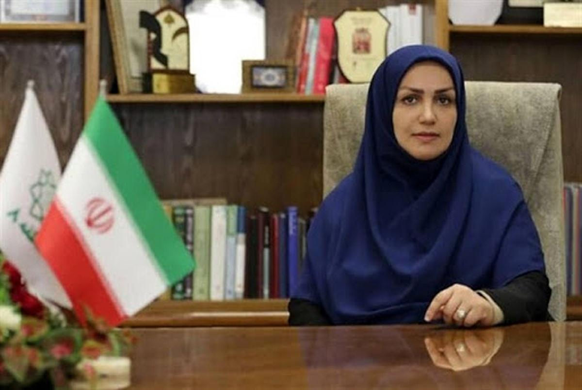 مهناز استقامتی شهردار منطقه ۸ تهران چرا بازداشت شد؟