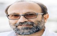 (عکس) تصویری عجیب از گرد پیری بر چهره اصغر فرهادی