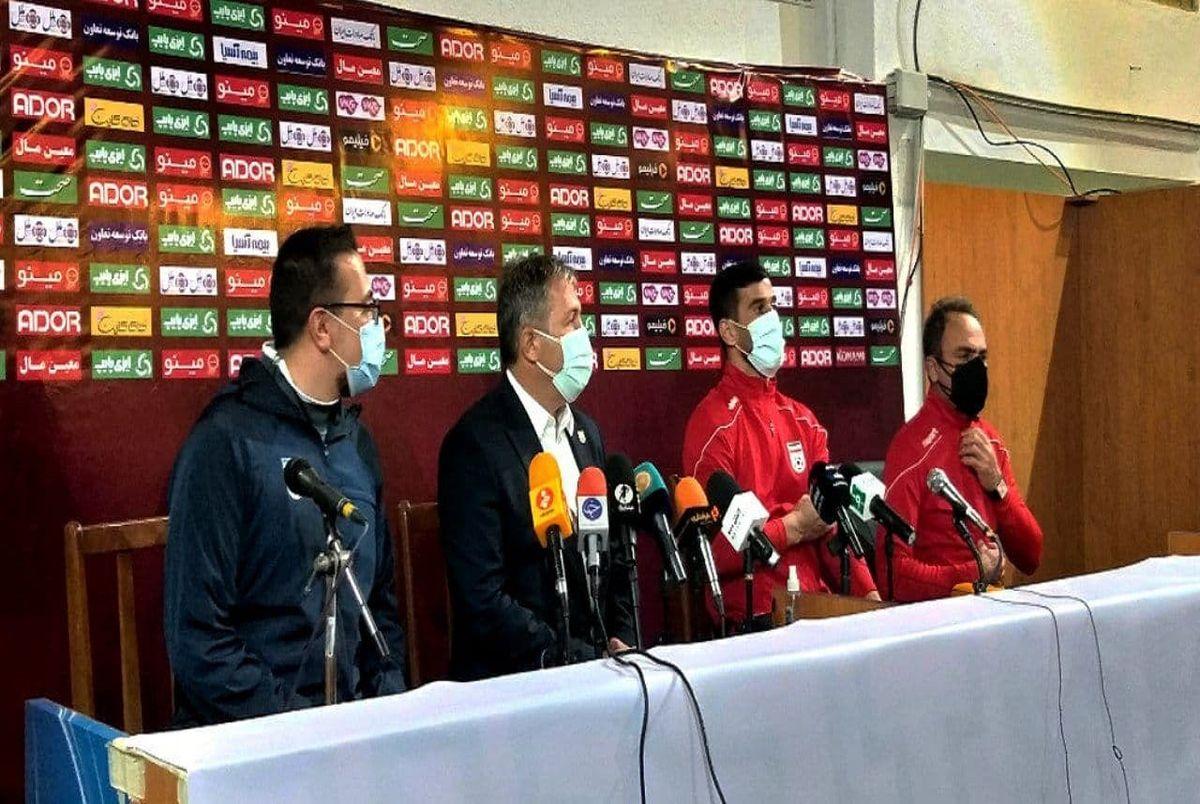 اتفاق جنجالی در تیم ملی ایران/اسکوچیچ و حاج صفی پیاده به هتل تیم ملی رفتند