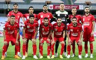 ترکیب رسمی پرسپولیس تهران برای دربی جام حذفی 24 تیر