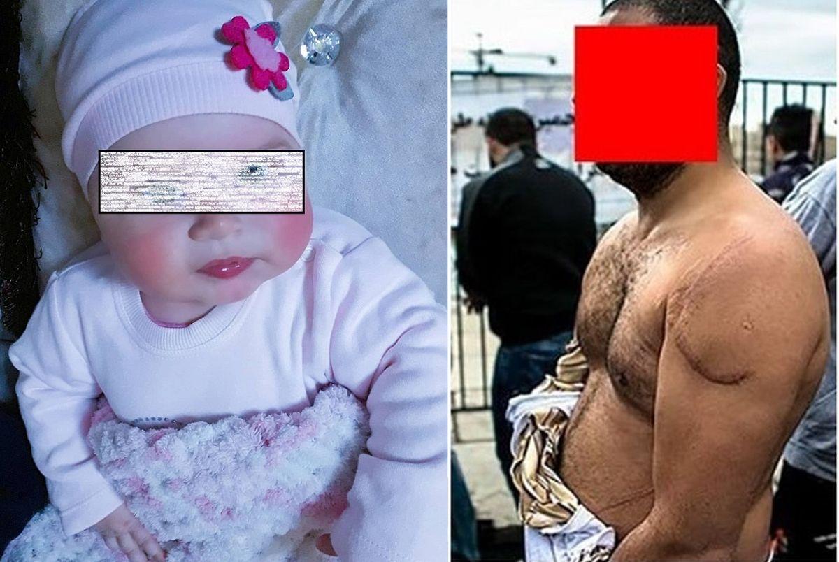"""جنایتی هولناک؛ پدر پست ساناز 17 ماهه را """"آزار جنسی"""" کرد و کُشت!"""