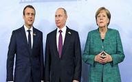 رایزنی فرانسه، آلمان و روسیه درباره بازگشت به برجام