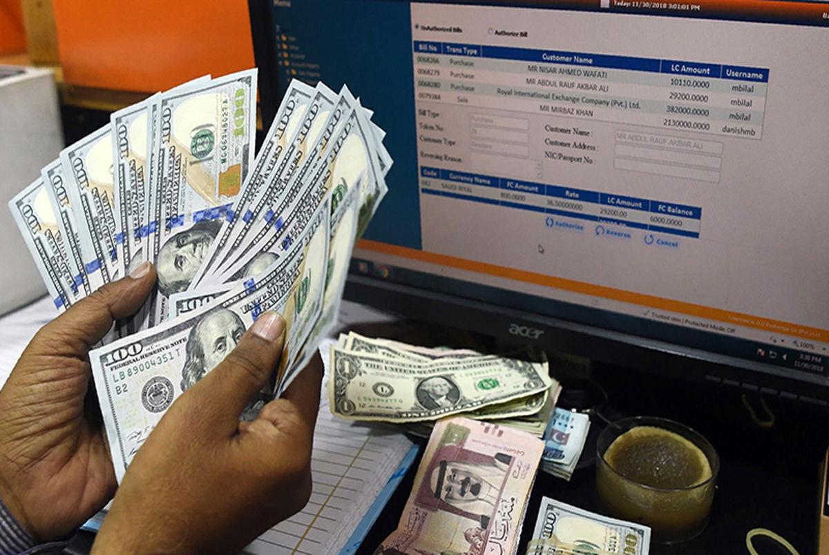 قیمت دلار و یورو صرافی ملی امروز یکشنبه 3 اسفند 99 اعلام شد