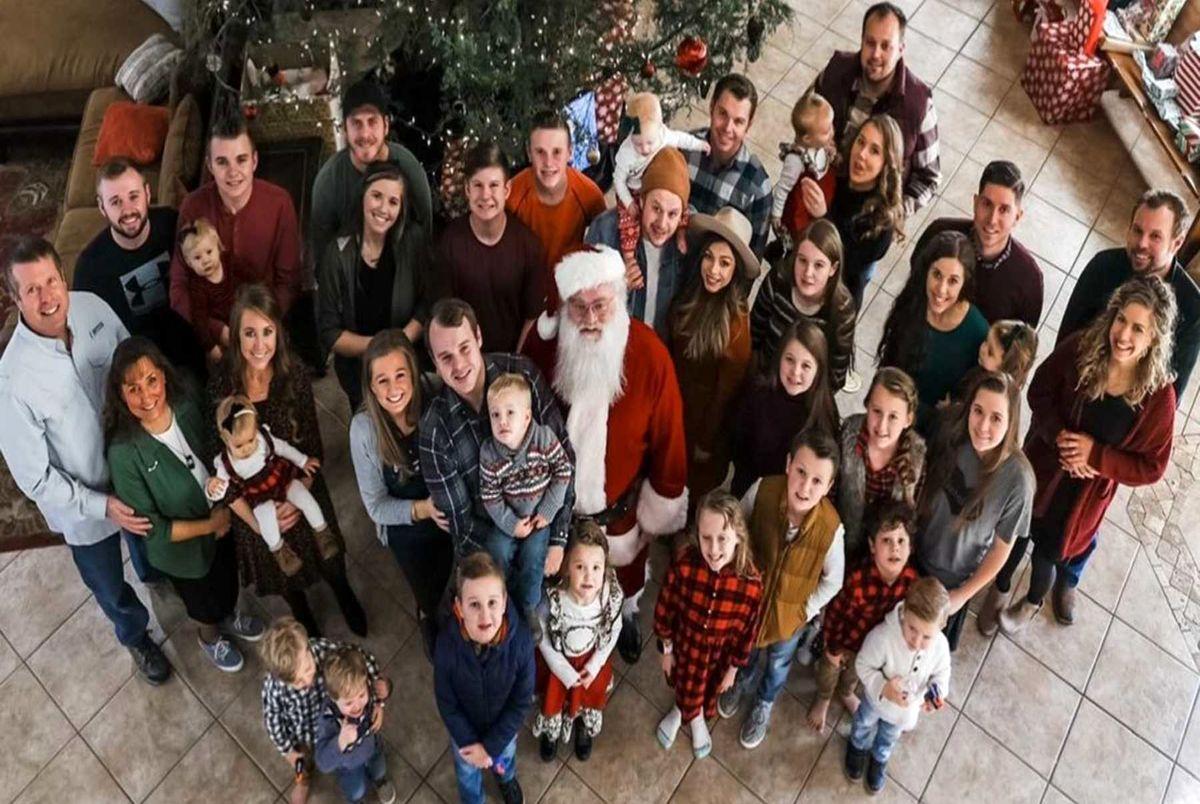 زوج محبوب آمریکایی با 19 فرزند!