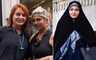 مهناز افشار دیگر حتی ذره ای حجاب را هم نمی خواهد!