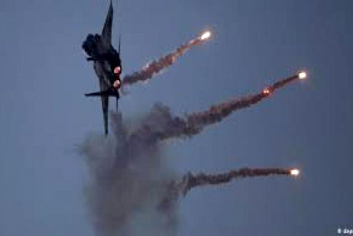 حمله وحشیانه اسرائیل به مرز عراق و سوریه