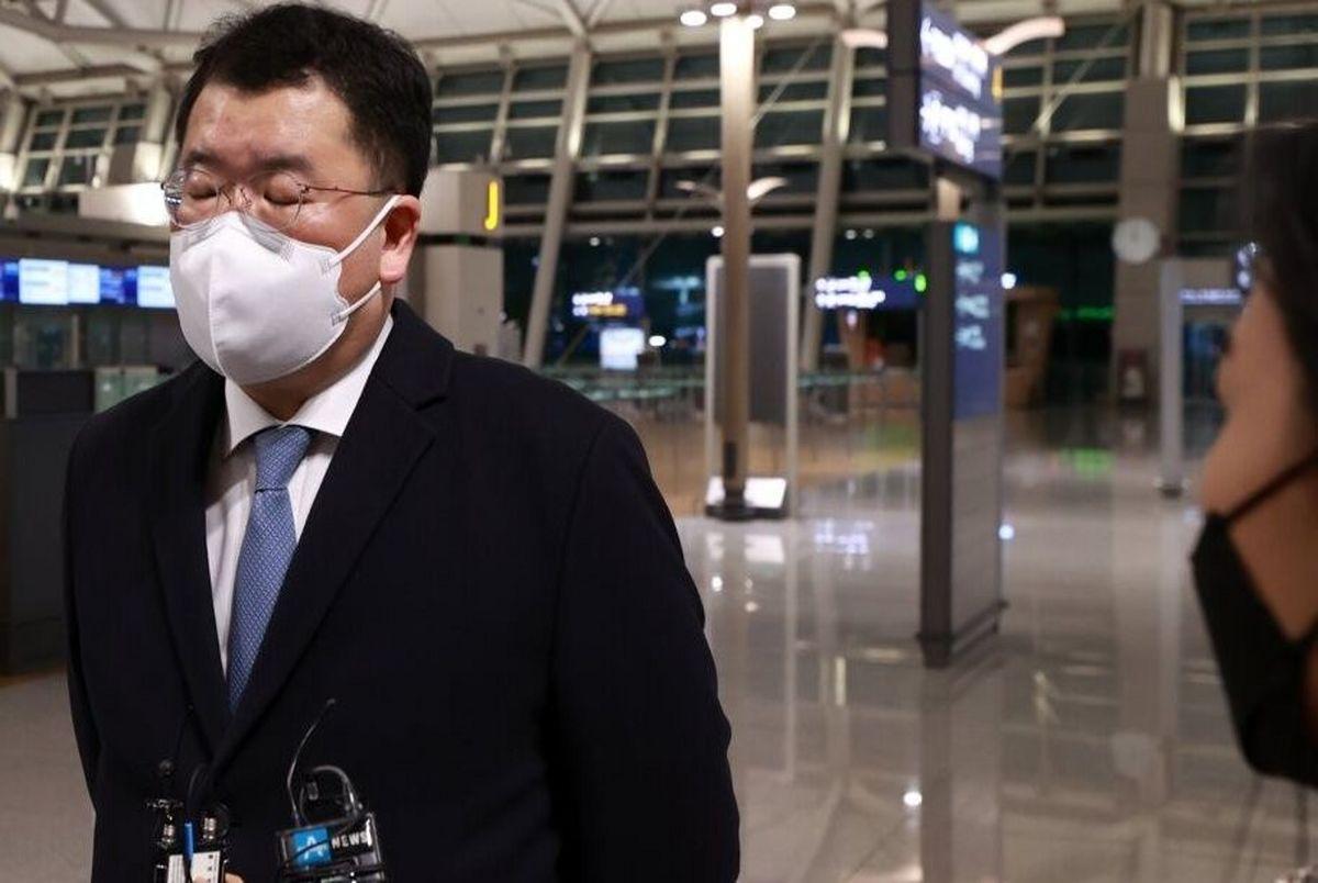 سفر معاون وزیر خارجه کره جنوبی برای بررسی کشتی توقیف شده به تهران