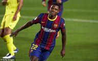 پیشنهاد دیوانه وار یونایتد توسط بارسلونا رد شد