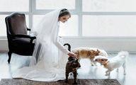 (عکس) میترا همسر جدید پیمان قاسم خانی خودش را سوژه کرد!