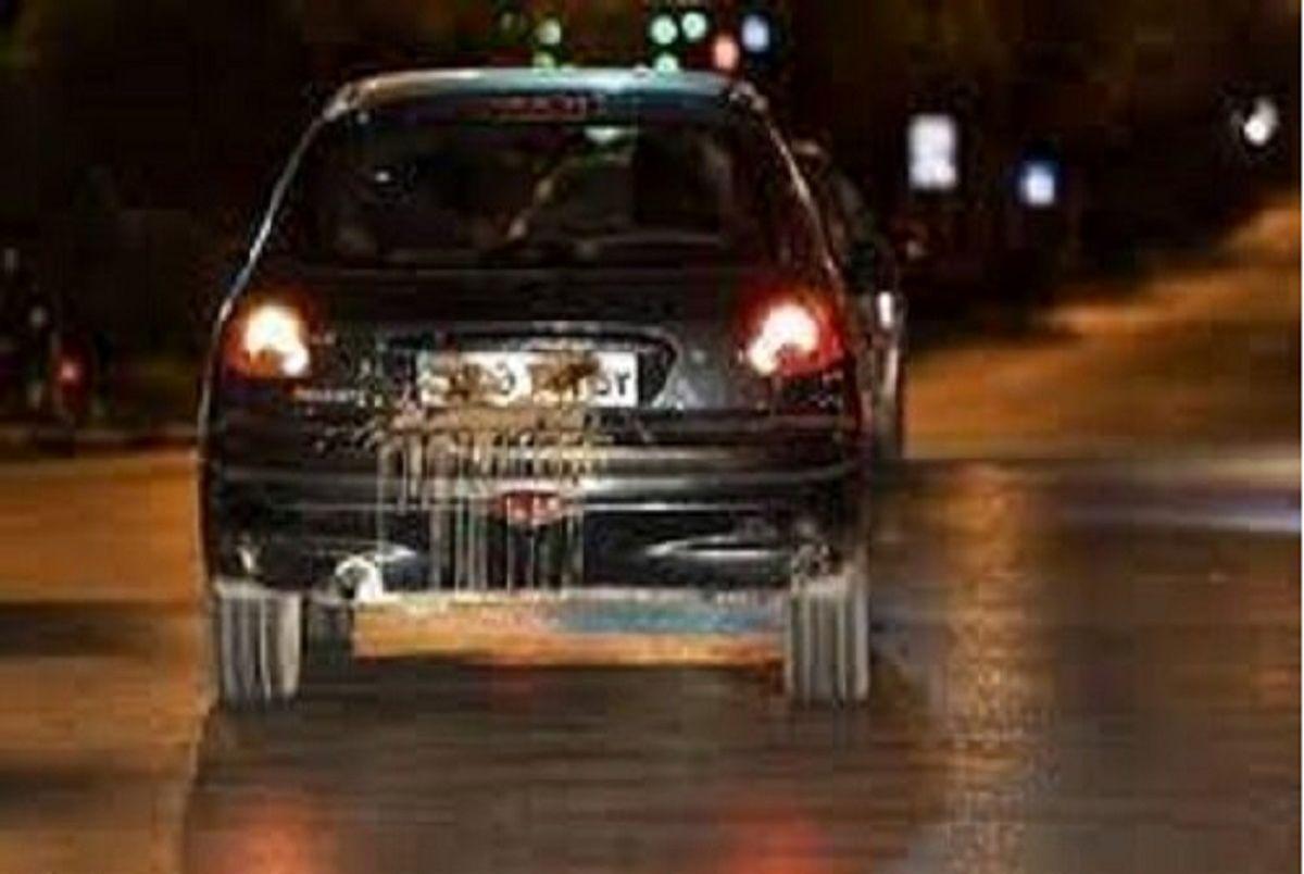 ماجرای مخدوشکردن پلاک خودروها در ساعات منع تردد