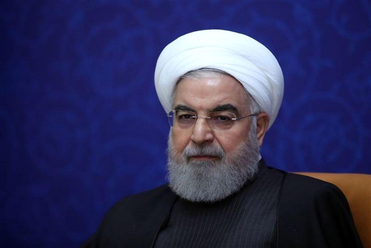 هشدار روحانی  : عملیات روانی تخریبی در اقتصاد و بورس