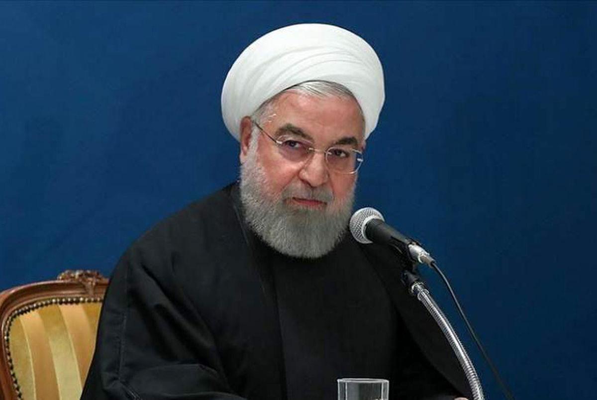 روحانی : هدف دولت تهیه، تأمین و ساخت واکسنی مطمئن است