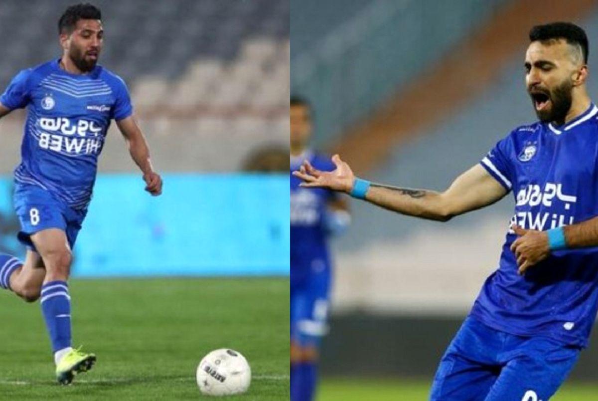 Amir Arsalan Motahari & Farshid Esmaeili shayanews