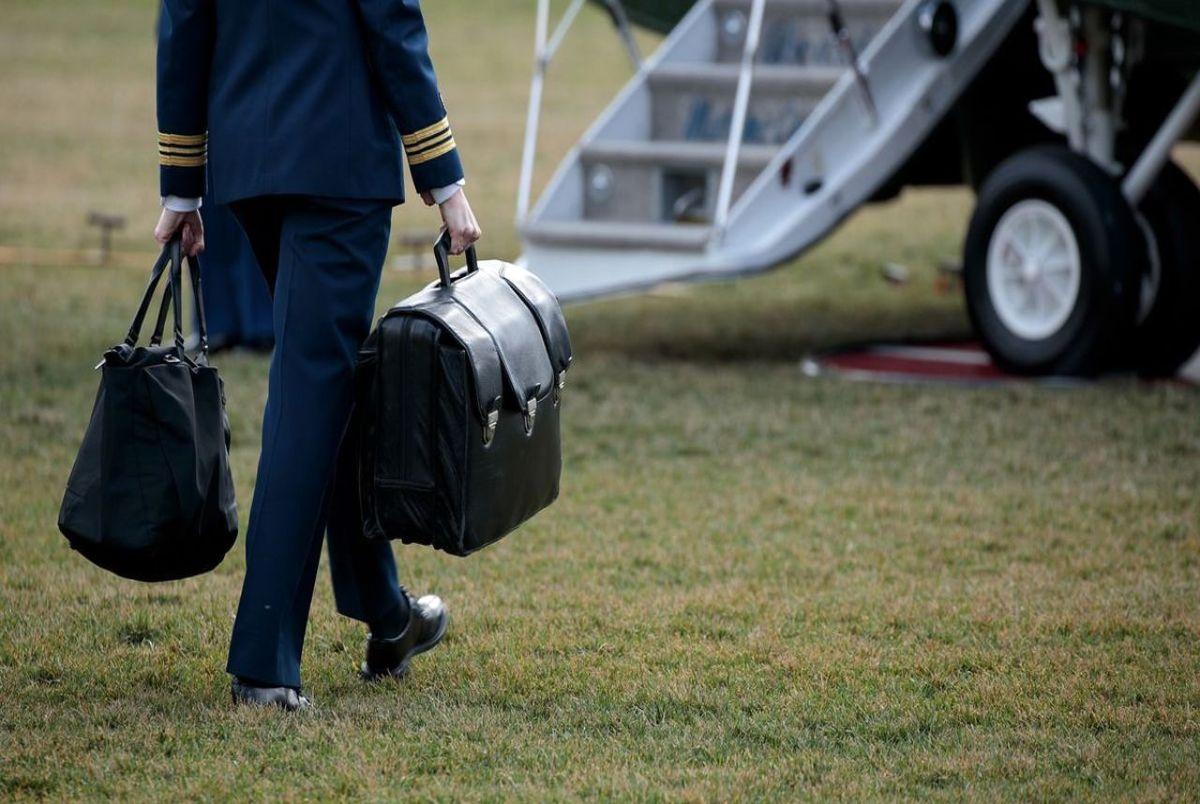 ترامپ چمدان هستهای را از واشنگتن خارج می کند
