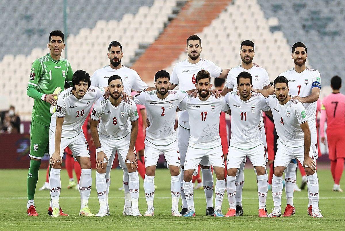 تیمملی فوتبال ایران