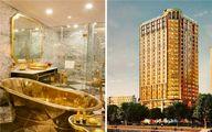 نگاهی به اولین هتل طلایی جهان در ویتنام