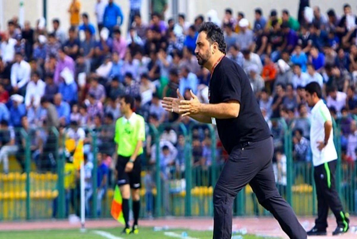 مجتبی خورشیدی سرپرست تیم ملی فوتبال تمرین دهنده بود؟