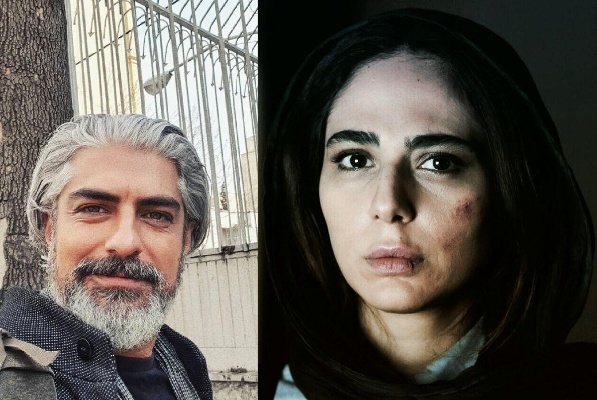 تبریک تولد عاشقانه مهدی پاکدل به همسرش در اینستاگرام جنجالی شد!