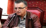 حضور مالک باشگاه تراکتور پای صندوق رأی در کنسولگری استانبول