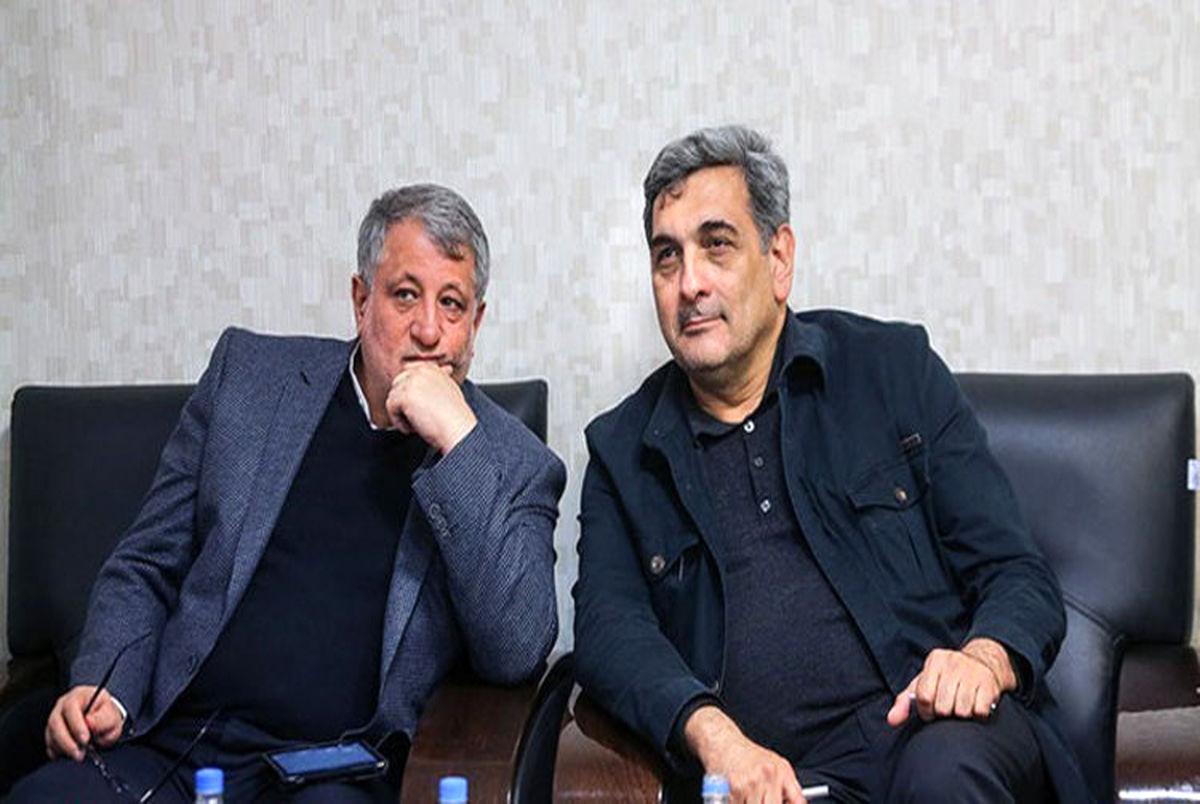 واکنش حناچی و هاشمی به خبر دستگیری شهردار منطقه 2