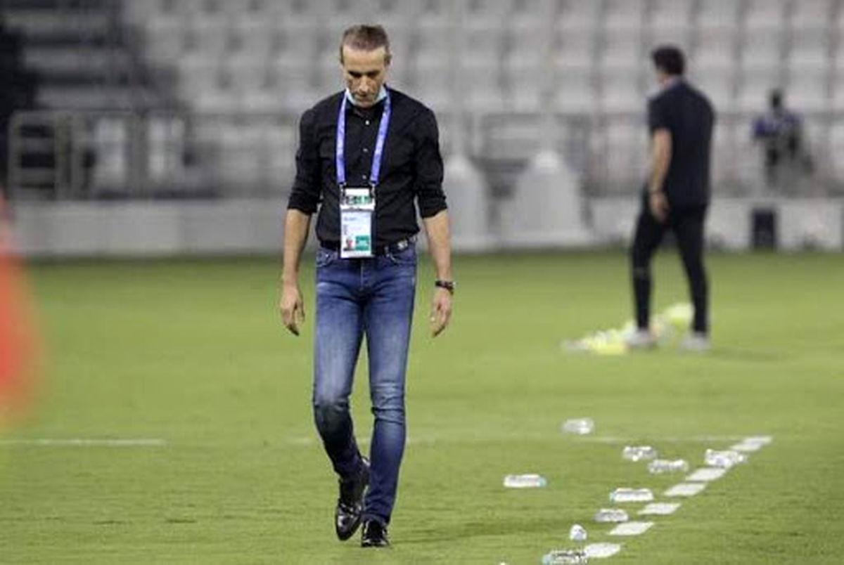 گل محمدی و باشگاه پرسپولیس به بن بست رسیدند؟