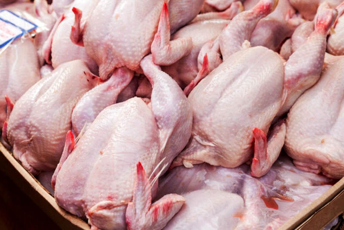قیمت مرغ گرم امروز چهارشنبه 11 فروردین 1400