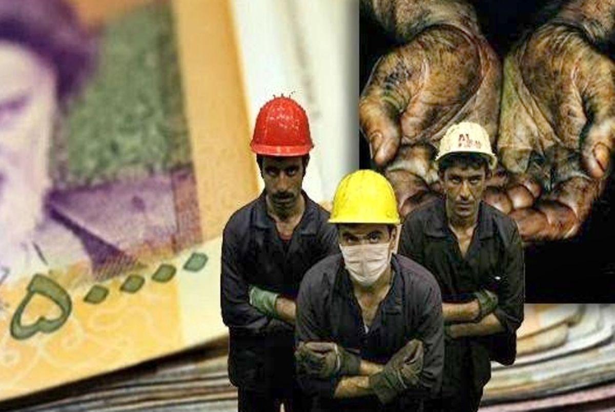 حداقل دستمزد روزانه کارگران مشخص شد