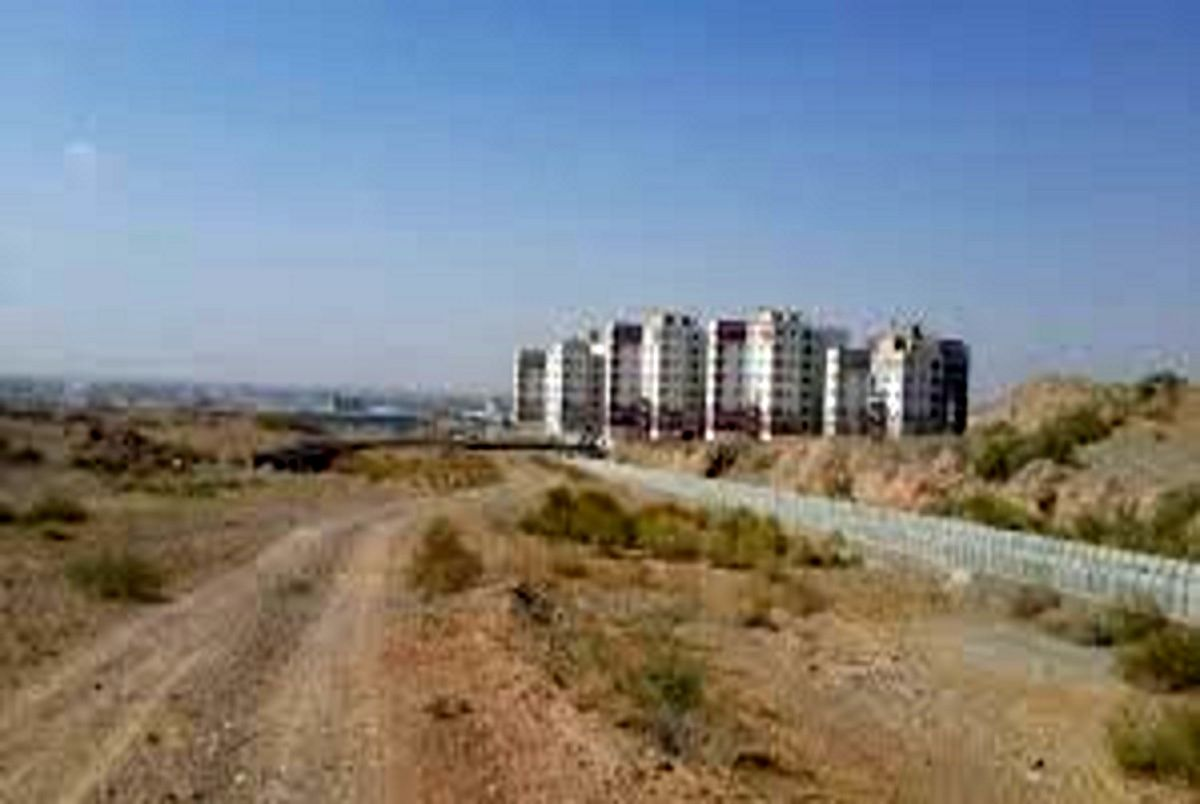 آغاز مرحله دوم آماده سازی شهرک مسکونی صیاد شیرازی تبریز