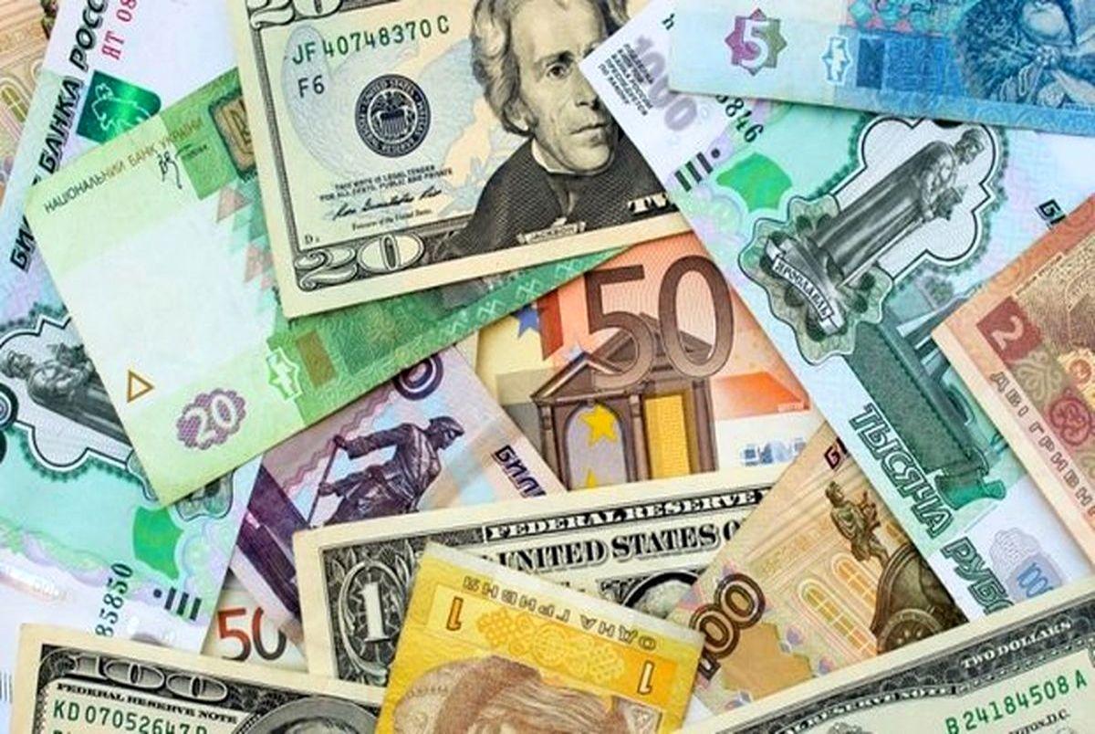 قیمت دلار، یورو، پوند امروز یکشنبه 15 فروردین 1400+ جدول