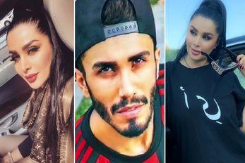 """تیکه 18+ """"دنیا خانم به مهراد"""" راجبِ بارداریش اونم تو لایو! +ویدیو"""