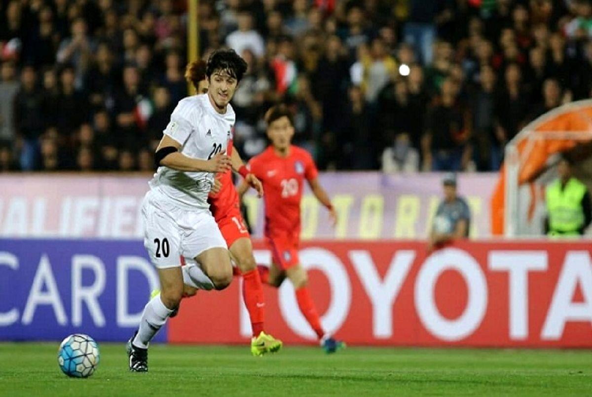 فوتبال ایران – کره جنوبی