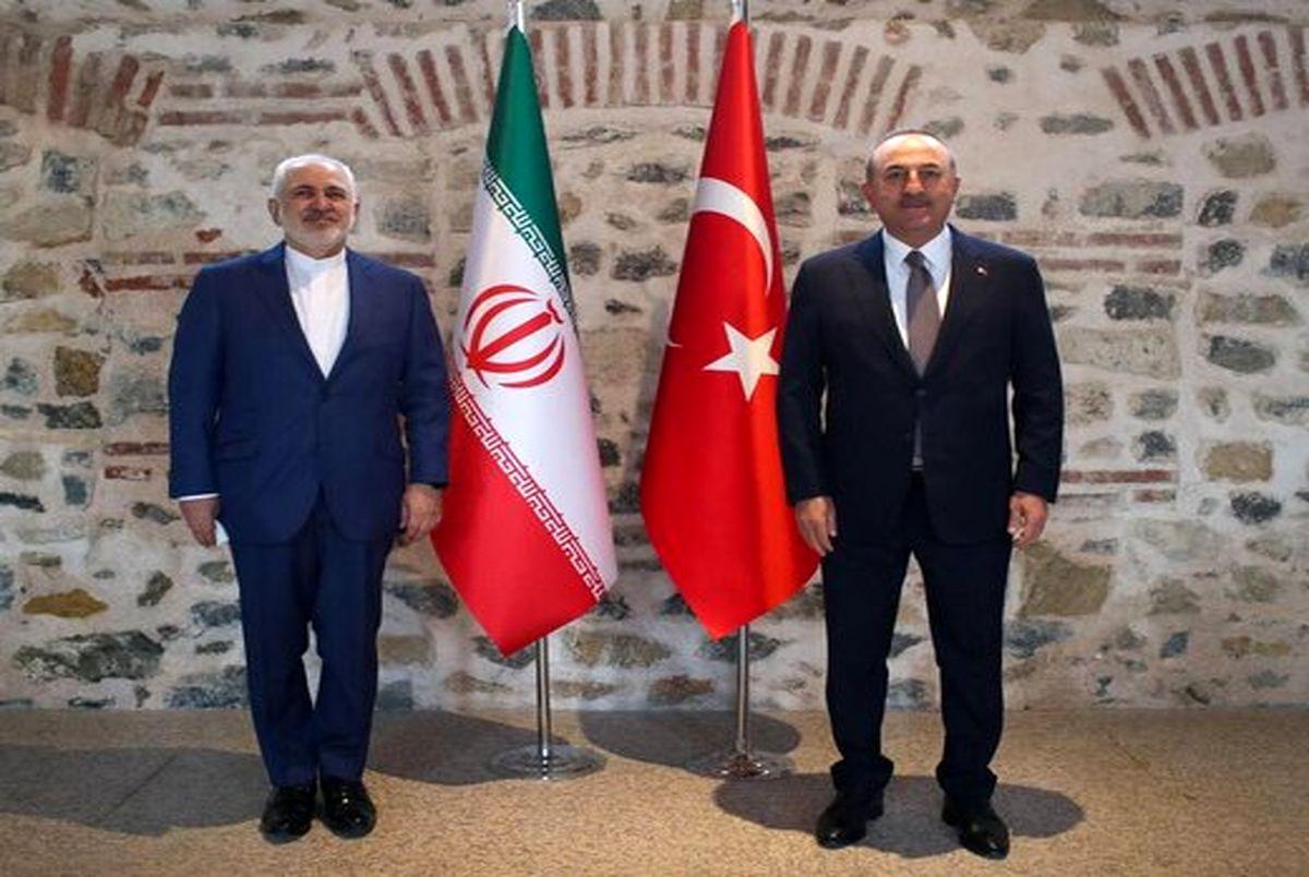 تذکر جالب و کرونایی ظریف به وزیر امور خارجه ترکیه + ویدئو
