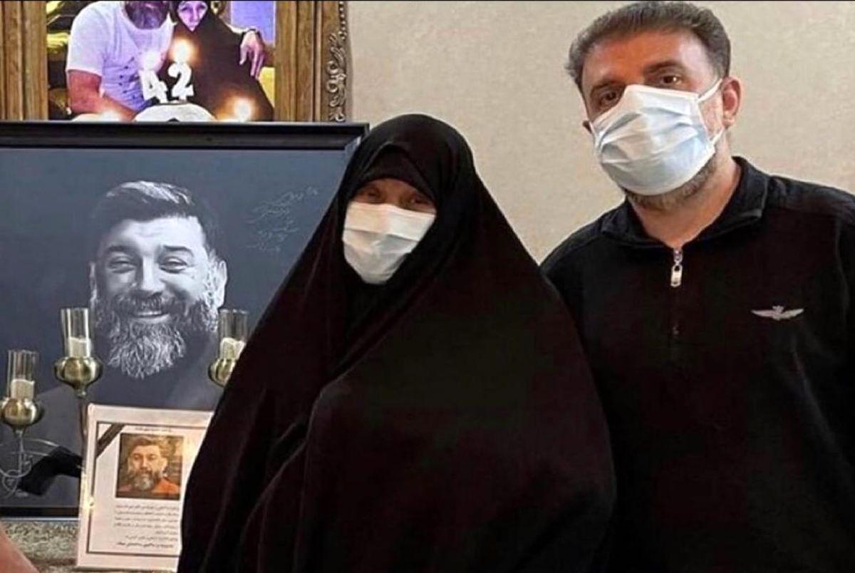 """داماد انصاریان از حال و روز این روزهای """"ننه علی"""" می گوید"""