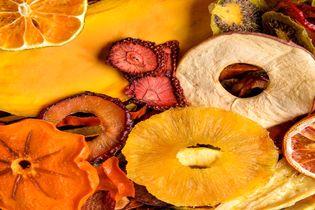 آیا میوه خشک خواص اصلی خود را از دست می دهد؟