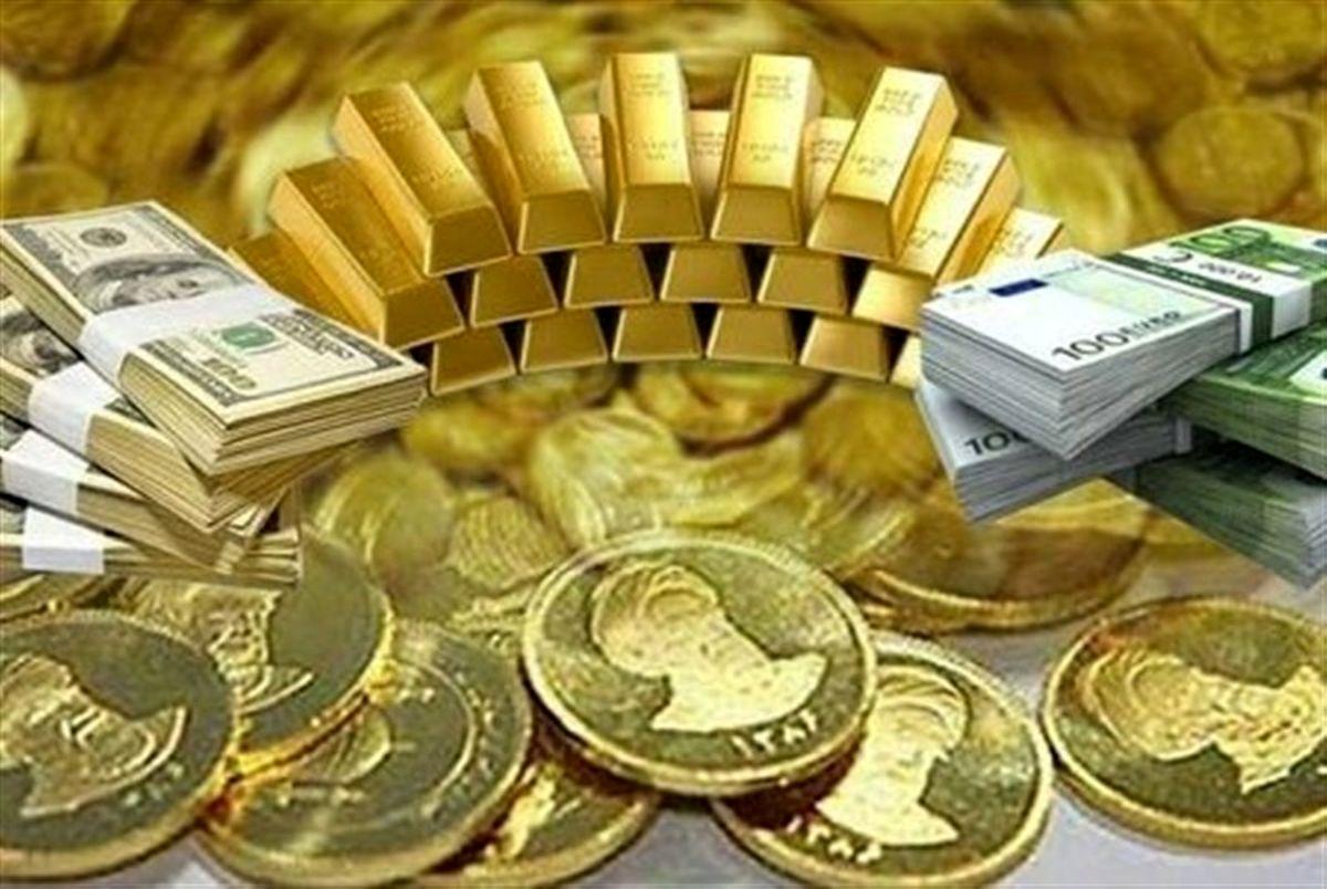 قیمت سکه ، قیمت دلار و قیمت طلا امروز چهارشنبه 1 بهمن 99