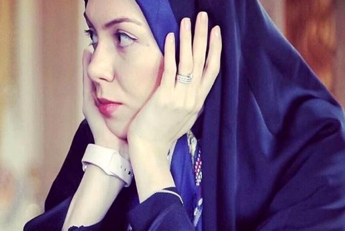 """شاهین صمد پور: آزاده از ماجرای """"باد"""" ناراحت بود + ویدئو"""