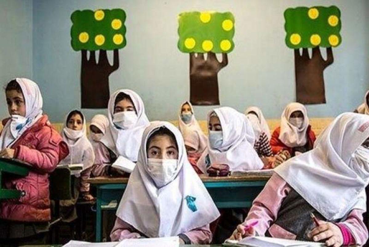 بازگشایی مدارس استان خراسان شمالی با ظرفیت هر کلاس ۱۰ نفر