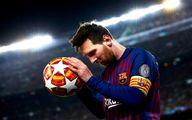 مسی میخواهد در بارسلونا بماند
