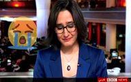 (ویدیو) بغض و اشک ناجیه غلامی مجری BBC برای افغانستان
