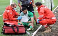 کاپیتان تیم ملی فوتبال لبنان بازی با ایران را از دست داد
