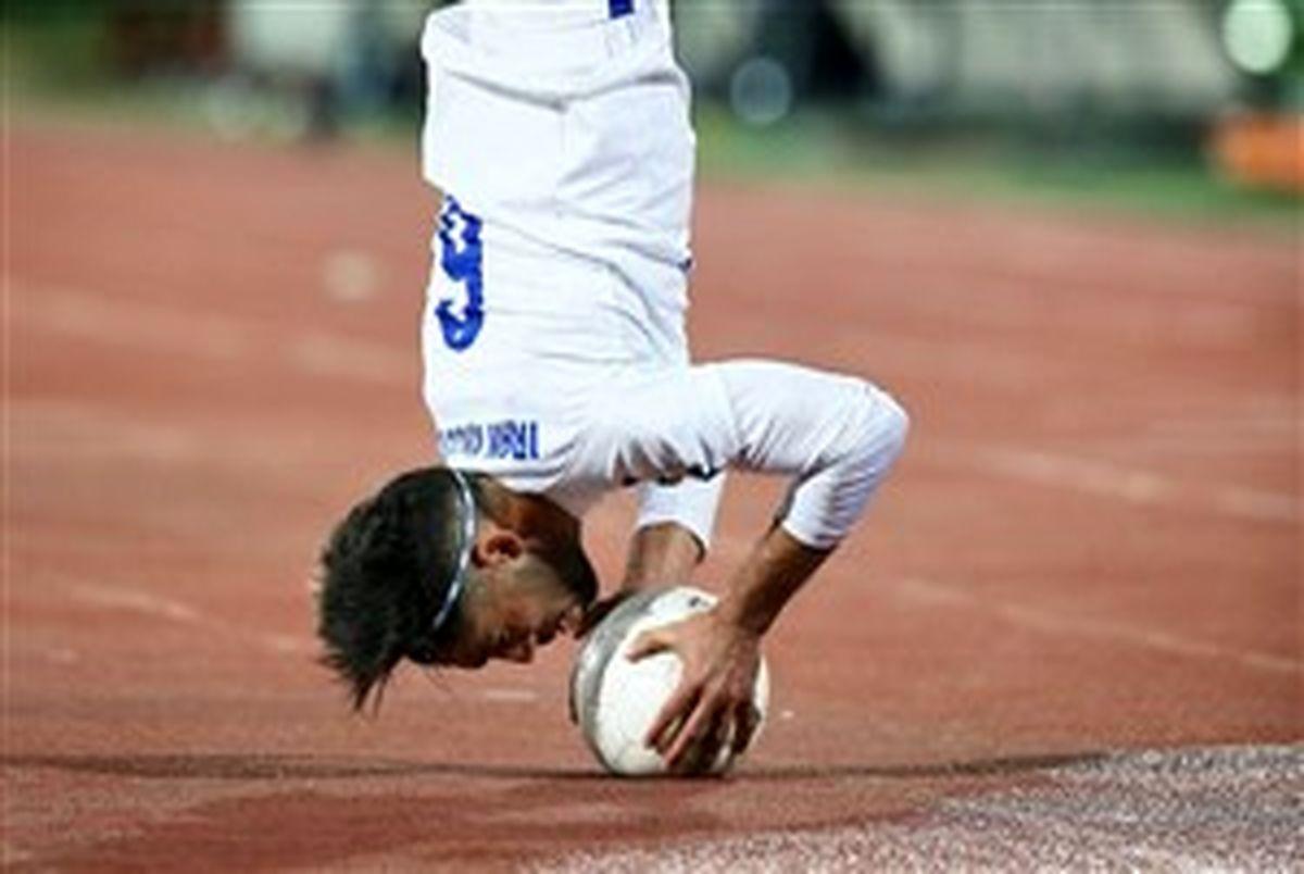 9 دقیقه زمان تلف شده با پرتاب های نادر محمدی!