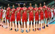 ساعت بازی ایران و لهستان امروز 2 مرداد 1400