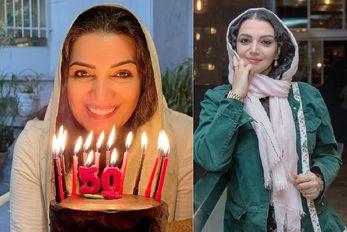 """تولد بازی """"خانم بازیگر قرتی"""" در سن 50 سالگی؛ چه خوب مونده! +عکس"""