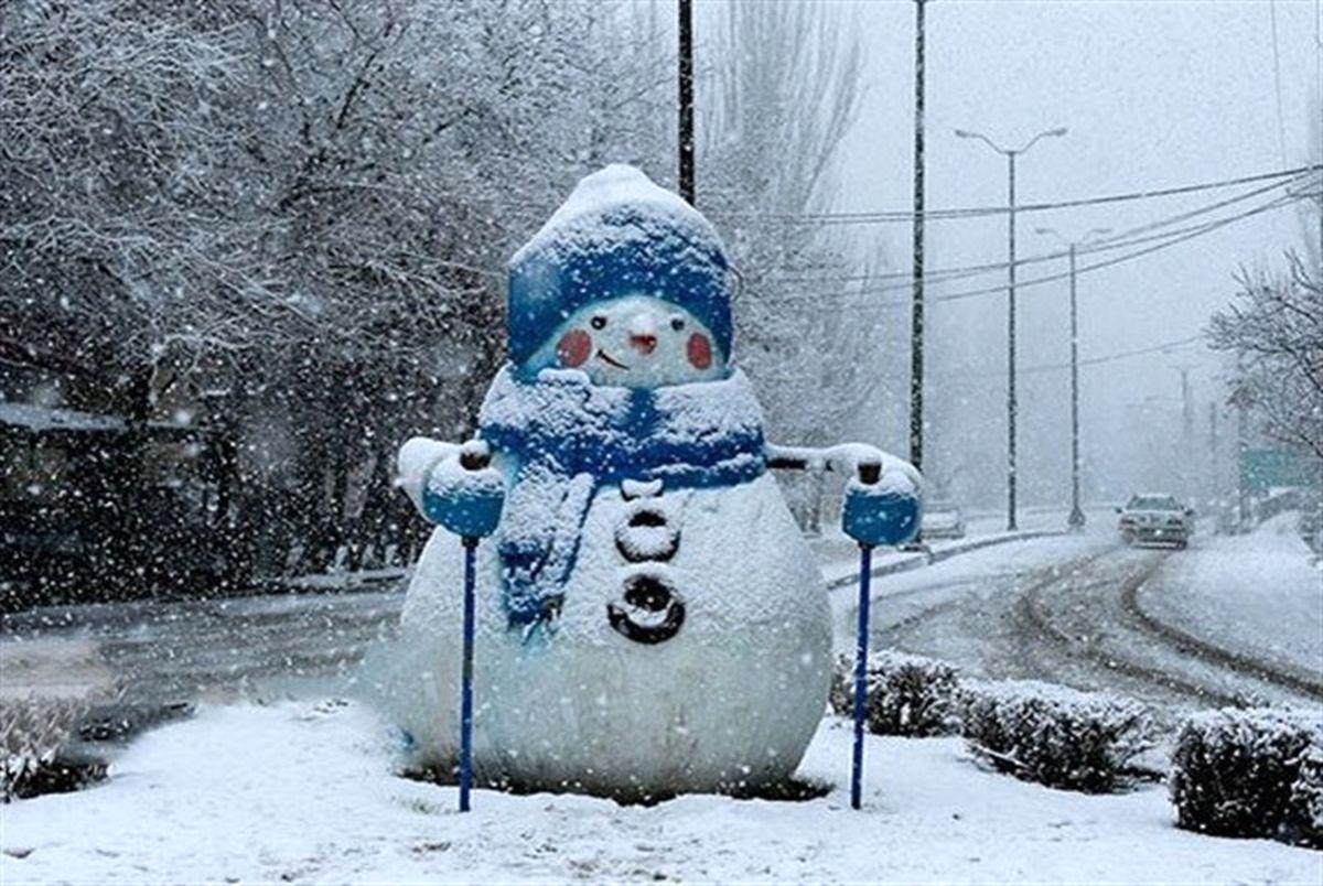 پیش بینی هواشناسی ایران 7 آذر 99؛ هشدار بارش شدید برف و باران