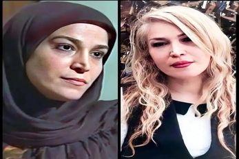 (عکس) خانم بازیگر رفت خارج کشف حجاب کرد؛ 25 سال جوون تر شد!