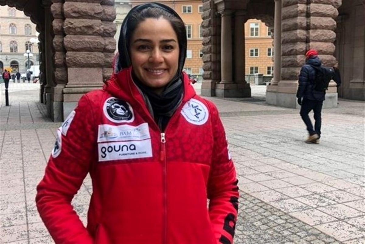 ممنوعالخروجی ورزشکار زن ایرانی از سوی همسرش